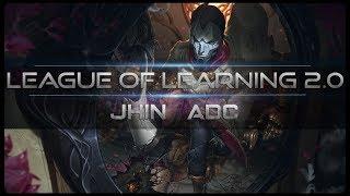 [ITA-GUIDA] QUATTRO! - JHIN ADC - League Of Legends
