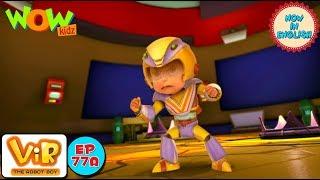 Vir: The Robot Boy - Alien Pedro - As Seen On HungamaTV - IN ENGLISH