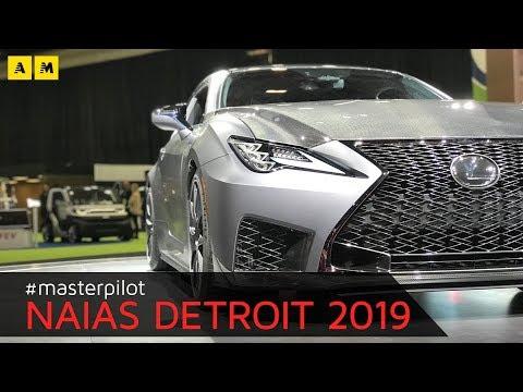 Lexus RC F Track Edition 2019 V8 aspirato e 472 hp per palati fini ENGLISH SUB