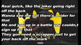 Ycee - I wish (Lyrics)