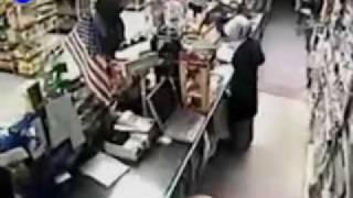 a true brave  muslim woman  in  new york