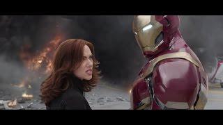 Kapitan Ameryka: Wojna bohaterów na Blu-ray 3D, Blu-ray i DVD - klip: Starcie na lotnisku