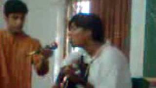 Samyo performing