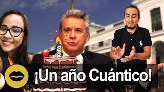 Top5: Primer año de Moreno | Collantes a cana | Beso Negro - Periodismo | Noticias Ecuador