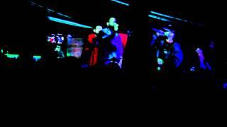 B.U.G. Mafia - Inainte sa plec Live @ Craiova 2011