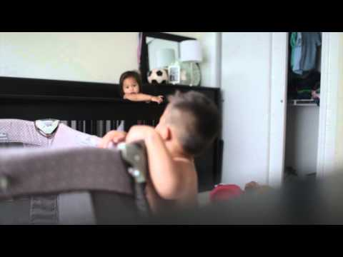 Hidden camera reveals what babies do during nap time