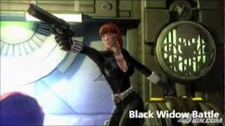 Marvel Ultimate Alliance 2 OST 508 - Black Widow Battle