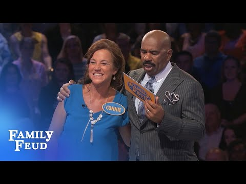 HYSTERICAL FAST MONEY Family Feud