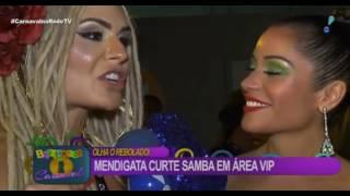'Não quero que me vejam só como Mendigata', afirma Fernanda Lacerda