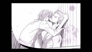 Zoro x Sanji Doujinshi / The Speaking Heart And The Sore Loser [FR]