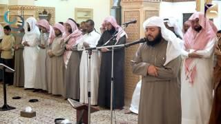 سورة البروج للقارئ وديع اليمني في جامع علي بن ابي طالب بالطرف