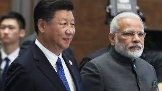 India Vs China at BRICS Summit | China Uncensored