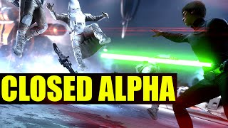 Star Wars Battlefront - Closed Alpha: How to Play!