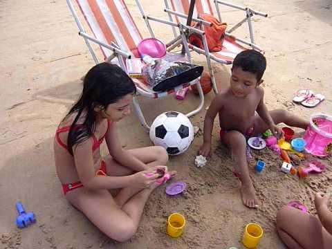 Praia de Boa Viagem Crianças