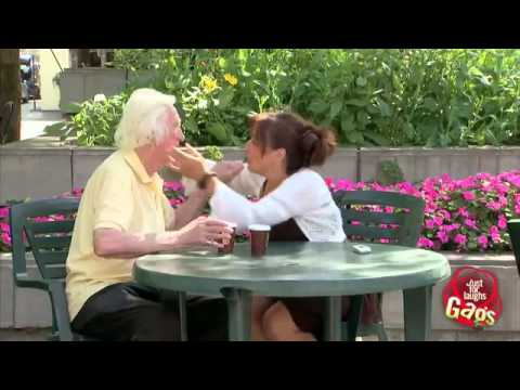 Epic Old Man - Missing Casanova - Just For Laughs Gags