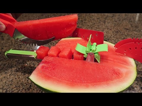 8 Watermelon Slicers put to the Test