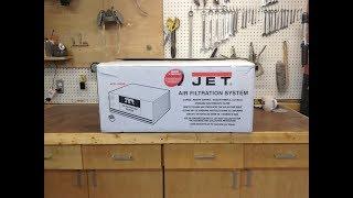 Jet Garage air filtration system review