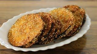 Best Crispy Fried Eggplant Recipe