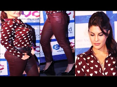 Jacqueline Fernandez Looks S**Y at Enchanted Valley Carnival