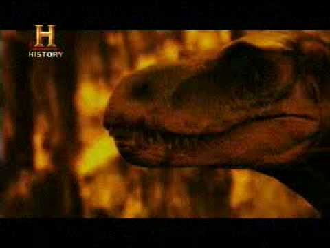 Mundo Jurásico El armagedón prehistórico Parte 3 de 7
