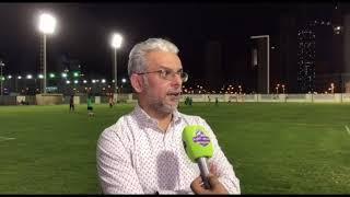 محمد ابراهيم : مدير معرض الكرة هو الذي كان وراء فكرة دعوة الاعلاميين العراقيين للسعودية