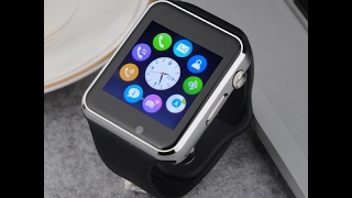 A1 SMART WATCH review