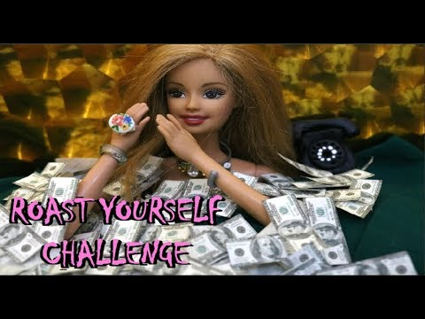 Xxx Mp4 Roast Yourself Challenge De Amara Que Linda Con Barbie LOS JUEGUIS 3gp Sex
