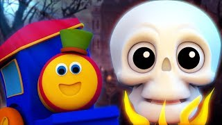Hello Its Halloween | Bob The Train | Kindergarten Nursery Rhymes | Videos For Children by Kids Tv
