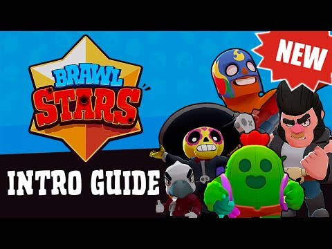 BRAWL STARS: BEGINNER'S GUIDE TO SUPERCELL'S NEW GAME