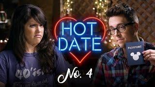 Adult Disney Fans Are Weird (Hot Date)