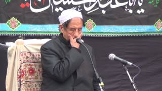 Majlis-e-Aza | Maulana Kalbe Sadiq Lucknow | Majlis-e-Chehlum Alhaj Yaqoob Ali Karbalai (Marhoom)