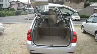 2004 TOYOTA Corolla Fielder CBA-NZE124G @IJI