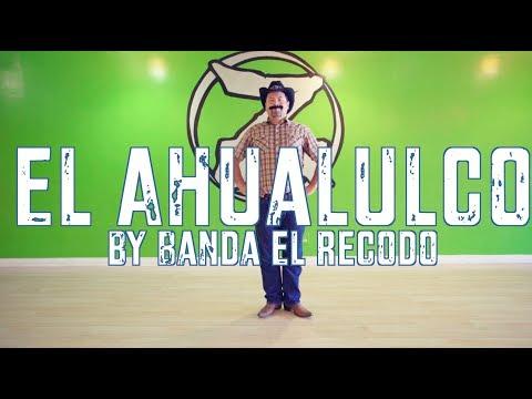 How to Dance El Ahualculco - Paisa Danza