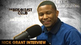 Nick Grant Talks The Meaning Behind His Lyrics, Early Inspirations & His New Album