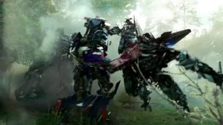 Transformers: Revenge of the Fallen - Forest Battle (HD 1080p IMAX!) + Enhanced SFX!