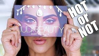 New HUDA BEAUTY PALETTE | Hit or Miss ... ???