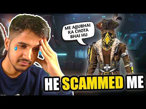 Ajjubhai s Brother Scammed Me Free Fire PRANK Desi Gamers