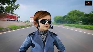 छोटू रोबोट   CHOTU ROBOT  2.0 TRAILER   Khandesh Comedy Video