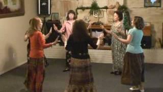 DANCE PRACTICE:  ADONAI YIMLOCH L'OLAM VAED by Steve McConnell