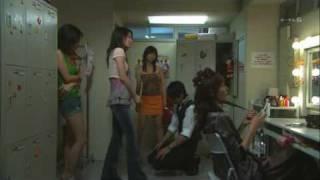 Trampling scene from asian movie