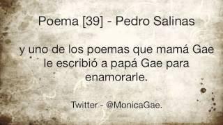 Monica Gae & Mamá Gae - Poesía de buenas noches.