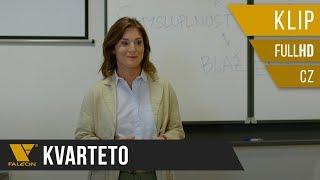Kvarteto (2017) Full HD klip Štěstí [CZ DAB]