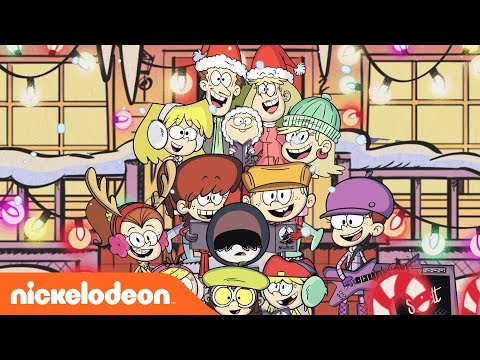 Xxx Mp4 🎄 39 12 Days Of Christmas 39 Loud House Style Music Video 🎄 Nick 3gp Sex