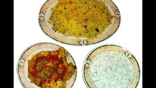 How to make Baghali Polo