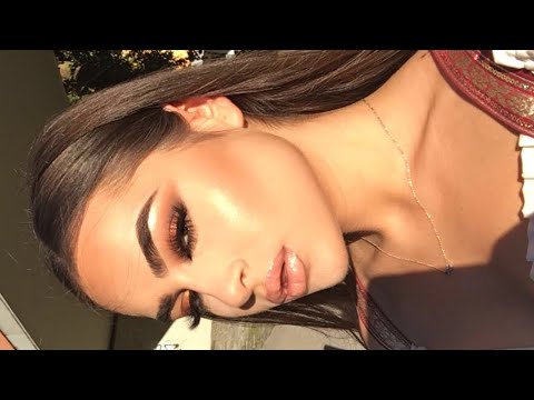 CHEAP Makeup Tutorial + DUPES ABH Glow Kit, TooFaced.. I Aylin Melisa