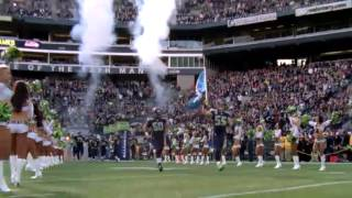 Derrick Coleman (Seattle Seahawks) The sound of silence in the NFL