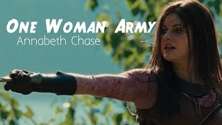 Annabeth Chase || One Woman Army