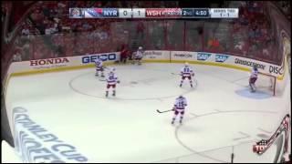 New York Rangers vs Washington Capitals. PlayOff NHL 2015