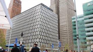 Downtown Detroit | The Qube | Quicken Loans Building Tours