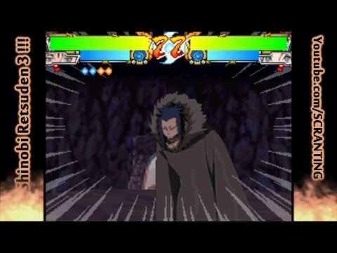HD Naruto: Ninja Destiny - All  Specials/Ultimate Jutsu - Remastered